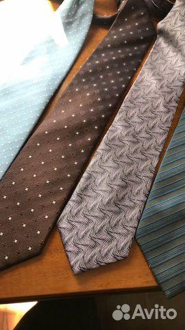 Итальянские шелковые галстуки camicissima, Zadi An  89062140028 купить 3