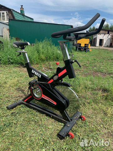 Велотренажер  89143519100 купить 1