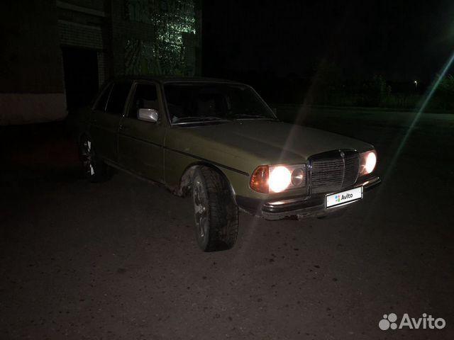Mercedes-Benz W123, 1983  89063949176 купить 4