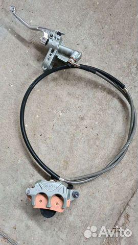 GR7 передняя тормозная система