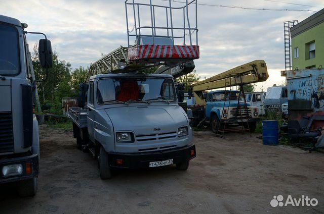 Автовышка ап-17 на базе ЗИЛ 5301 Бычок  89612494250 купить 4
