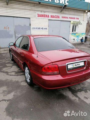 Hyundai Sonata, 2004  89181761991 купить 2