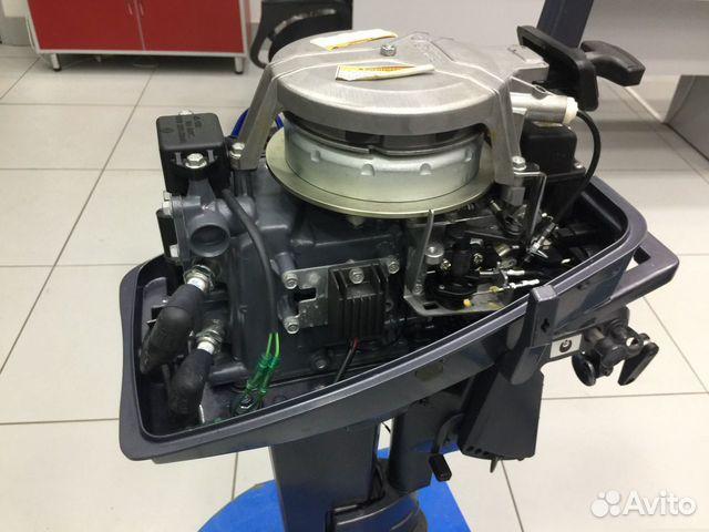 Лодочный мотор Yamaha 8 fmhs Б/У  88006002714 купить 7