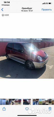 Daewoo Matiz, 2012  89058869770 купить 2