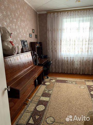 4-к квартира, 81.7 м², 3/3 эт.  89155405398 купить 2