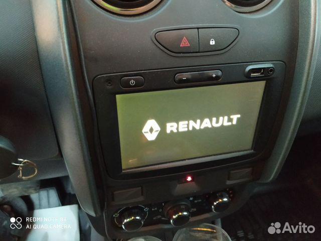 Renault Duster, 2017  89632772815 купить 10