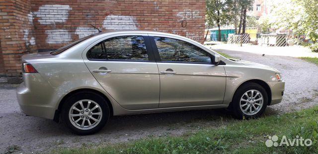 Mitsubishi Lancer, 2011  89062229151 купить 4