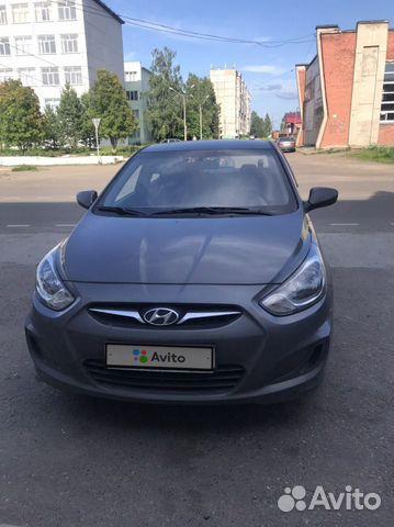 Hyundai Solaris, 2013  89620773167 купить 3