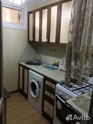 1-к квартира, 40 м², 4/5 эт.