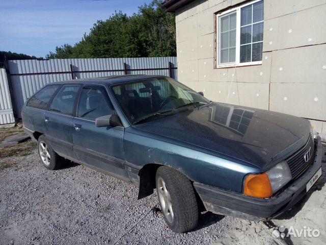Audi 100, 1988  89038867141 купить 5