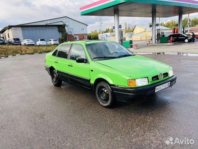 Volkswagen Passat, 1990  89584618081 купить 5