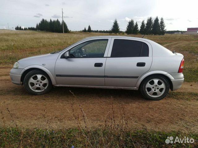 Opel Astra, 2000  89068197607 купить 2