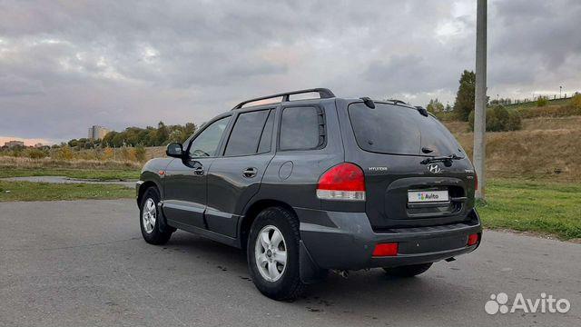 Hyundai Santa Fe, 2008  89063816458 купить 2