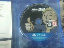 Диск для ps4 Fallout 4