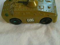 Бронеавтомобиль брдм-2 СССР