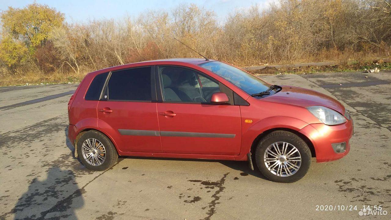 Ford Fiesta, 2007  89874313503 купить 2