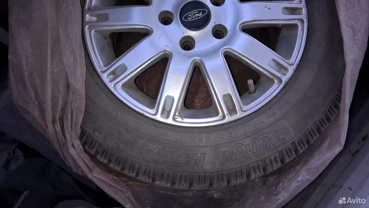 Комплект зимних колес R 15  89538589350 купить 2
