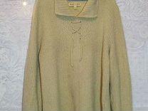 Большой уютный свитер