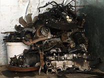 Двигатель Isuzu 4JJ1 2013 года в разбор,гбц,К-Вал — Запчасти и аксессуары в Новосибирске