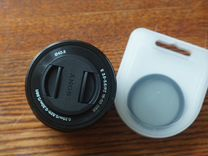 Объектив Sony selp 16-50 f3.5-6.5 E-mount