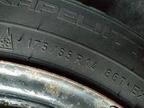 Hakapelitta 8 r14 на дисках — Запчасти и аксессуары в Челябинске