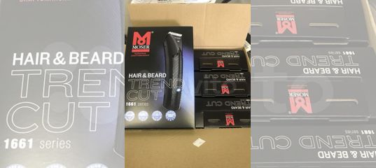 Машинка для стрижки волос Moser Trendcut Li+ 1661 купить в Москве с доставкой | Товары для дома и дачи | Авито