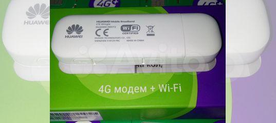 4G модем huawei е8372 беспл раздача wifi TTL фикс