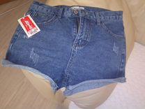 Новые джинс шорты