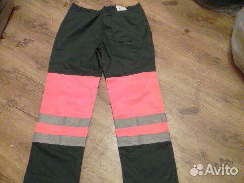 Рабочие брюки 50 размер  89221846080 купить 2