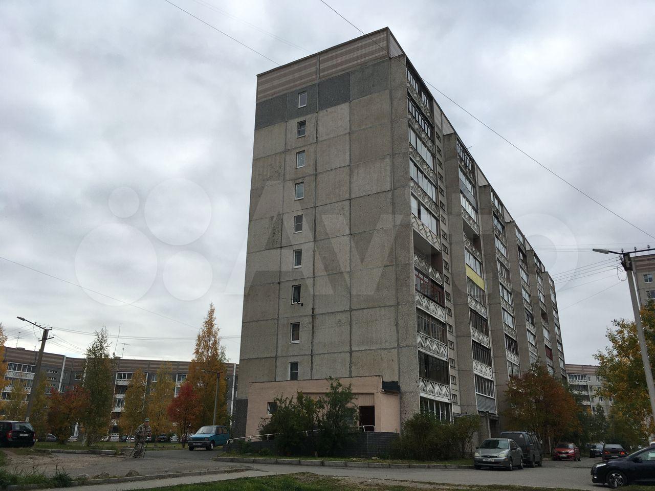 1-к квартира, 38.2 м², 10/10 эт.  89062091224 купить 1