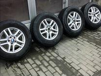 Продаю колеса на бмв х5 е53