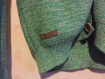 Зеленый жилет / кардиган kulte (французский бренд)