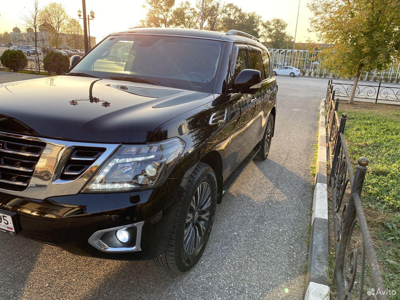 Nissan Patrol, 2013  89682755610 buy 1