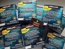 Миноксидил Оригинал из США Minoxidil Доставка