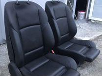 Передние сиденья бмв е60 спортсиды — Запчасти и аксессуары в Белгороде
