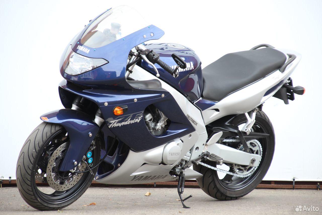 Yamaha YZF 600 R (1494) кредит  88007008942 купить 3