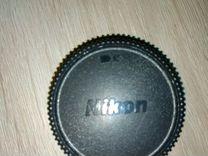 Крышка от объектива Nikon