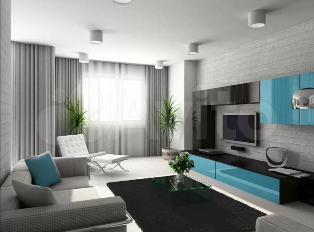 1-к квартира, 35 м², 9/9 эт.  89814008511 купить 3