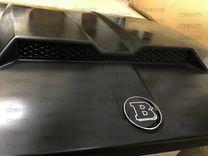 Накладка на капот Brabus для w463 стиль W463a W464