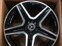 Диски оригинал Mercedes W156 GLA45 AMG