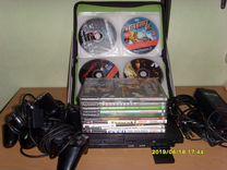 Playstation 2 + игры