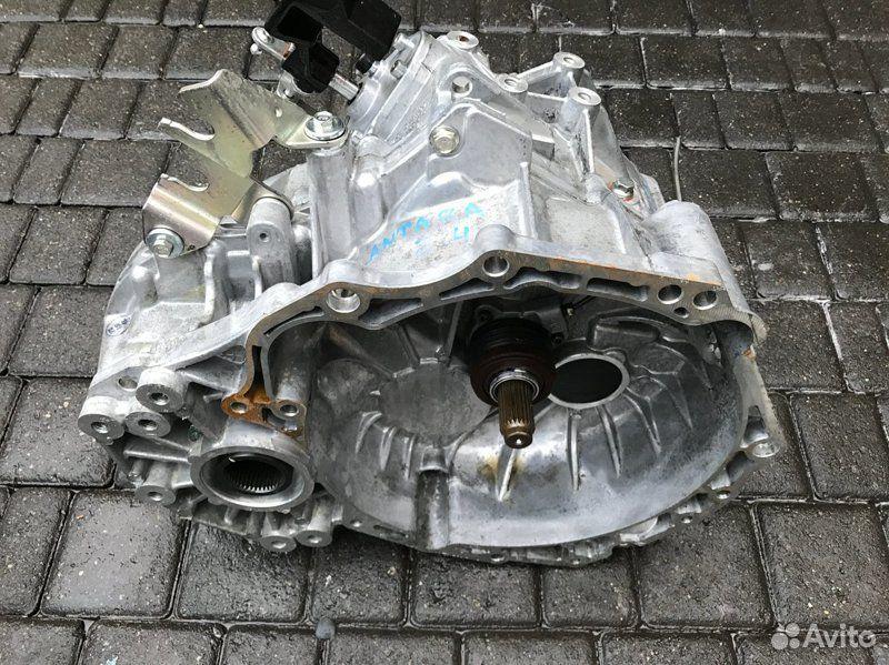 Контрактная АКПП МКПП Opel Antara Оригинал