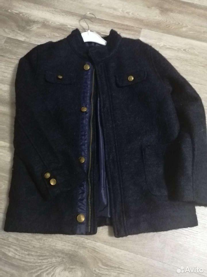 Пальто для мальчика  89132786023 купить 2