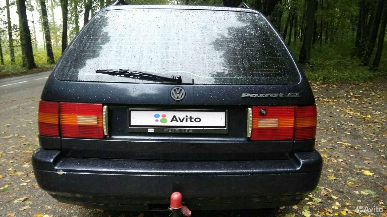Volkswagen Passat, 1994  89097989962 buy 5