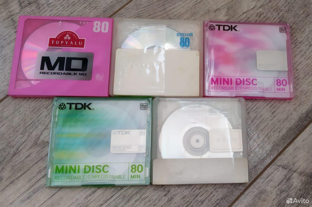 MiniDisk 89147073369 купить 1
