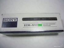 Микрофон Sony ECM-NV2