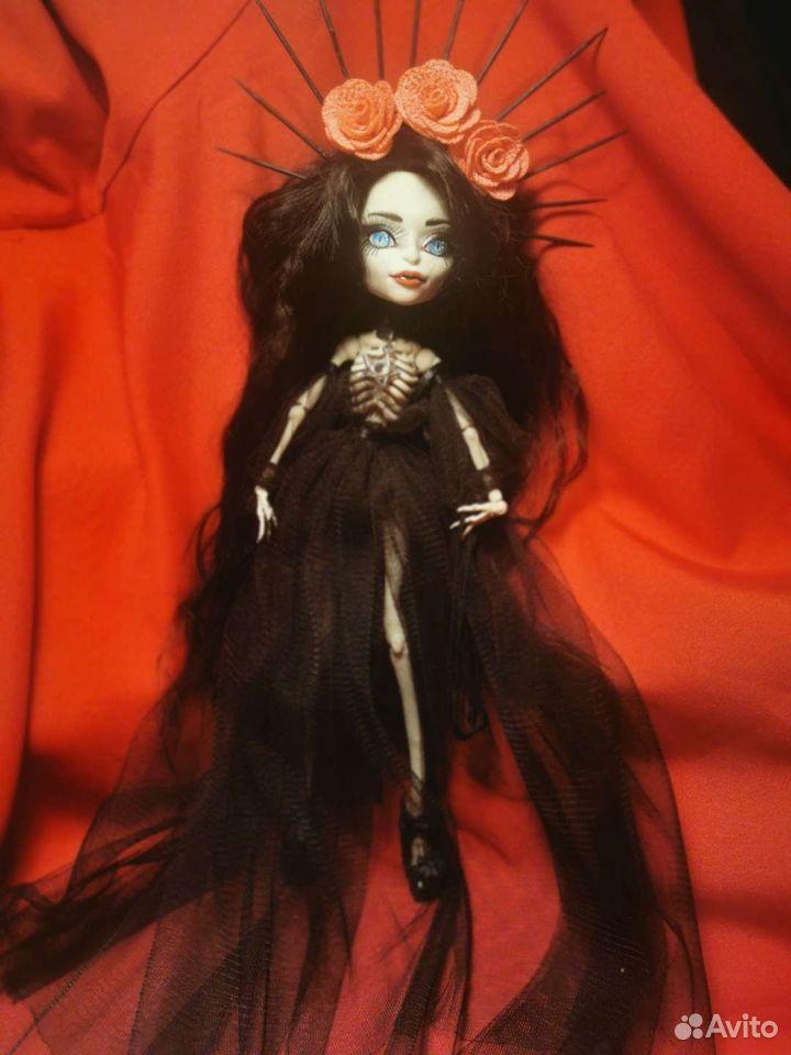 Ооак кукла Скелита  89182777143 купить 10
