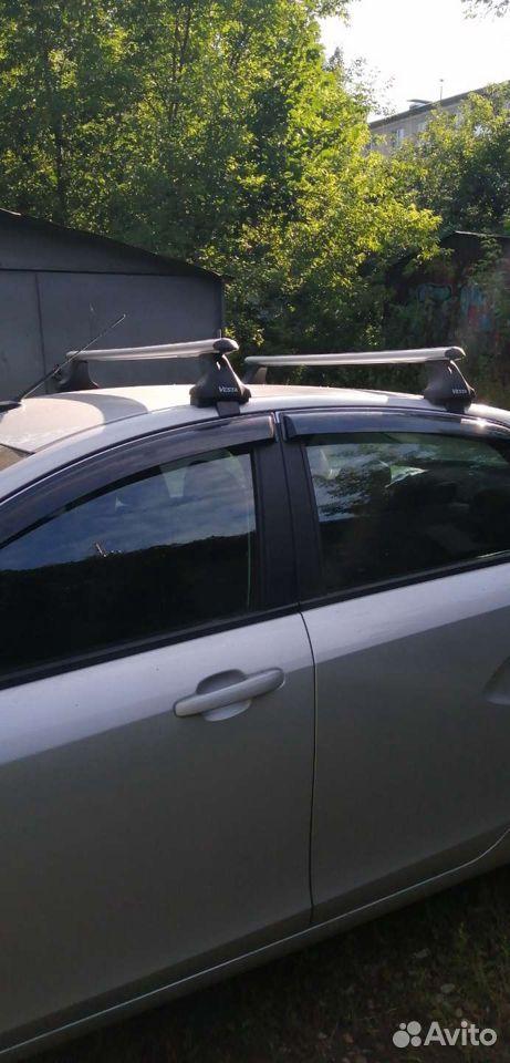 Багажник на LADA vesta