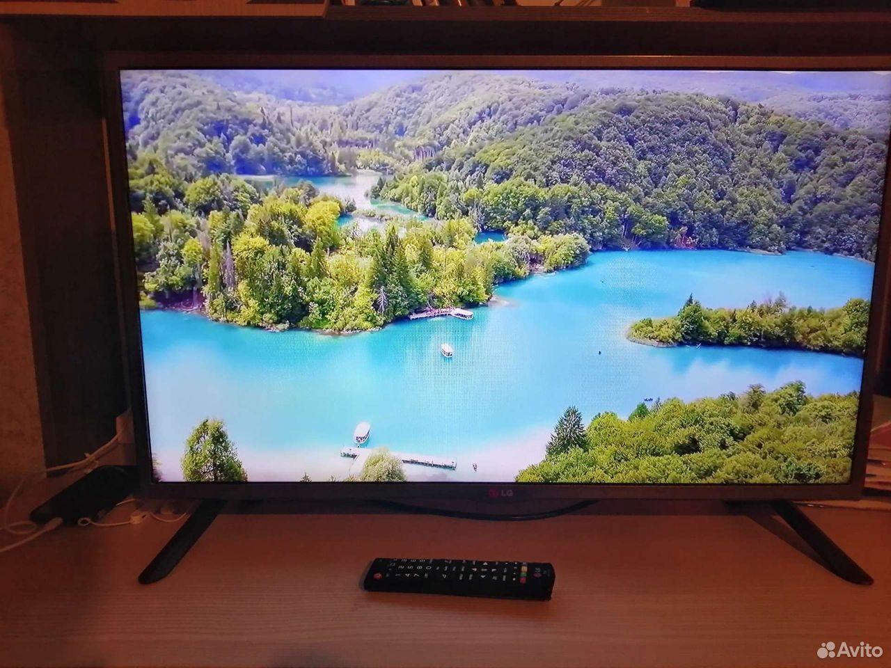 Телевизор ЖК LG 32 с цифровым  89080002239 купить 4