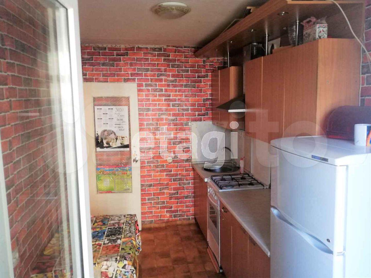 1-room apartment, 28 m2, 4/9 FL.  89605574776 buy 2